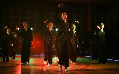 Detal w Kieleckim Teatrze Tańca!